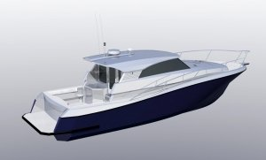 LV12 Cruiser Sportfishing