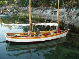Exploration Ketch Tern