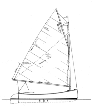 Wittholz 11' Dinghy overhead