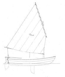 Shellback Dinghy profile