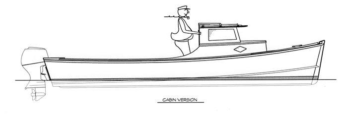 Cabin profile.