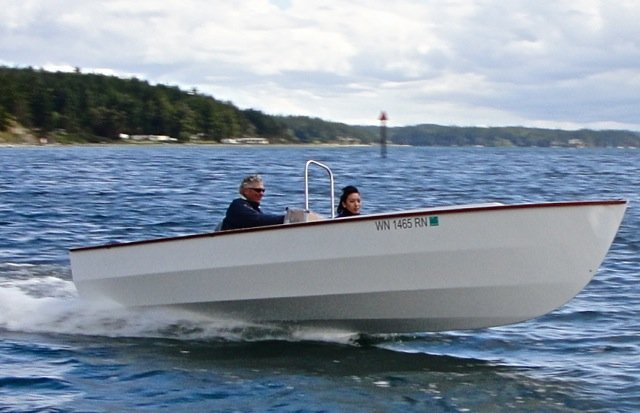 PT Skiff, center consloe runabout from Port Townsend Watercraft