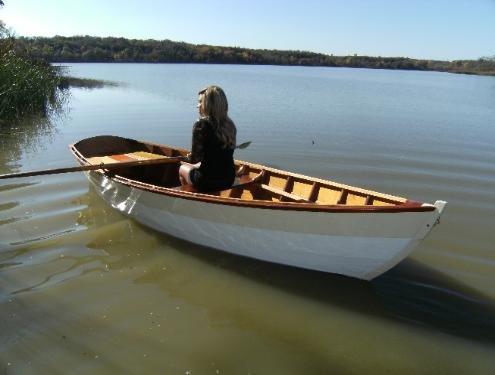 Wooden canoe kits, plywood row boat kits