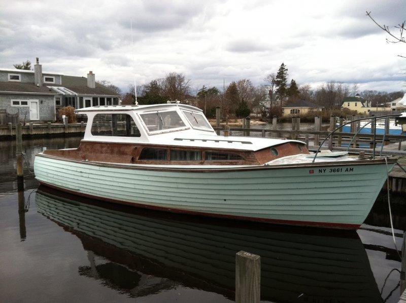 1957 Atkin Cruiser