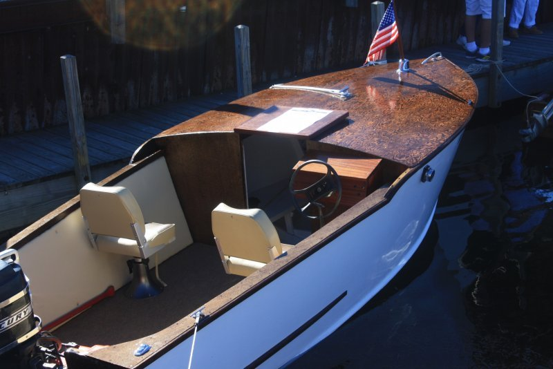 1955 Chris Craft