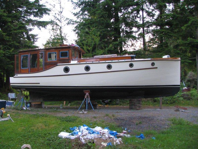MARY ADDA Lake Union Dreamboat