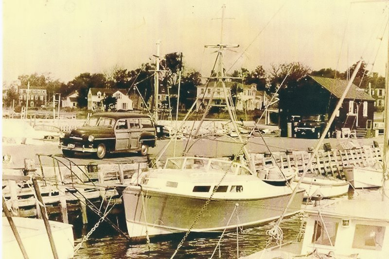 PROWLER, 32' Brownell, 1959