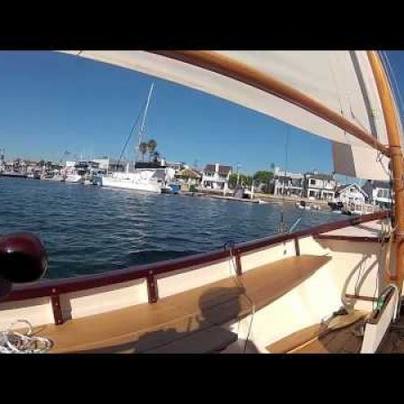 Sailing Newport Beach