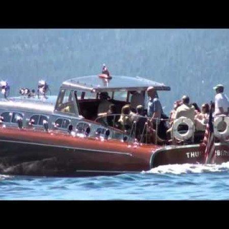 The Thunderbird at Lake Tahoe