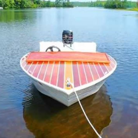 Building a Squirt Runabout with Jet Power