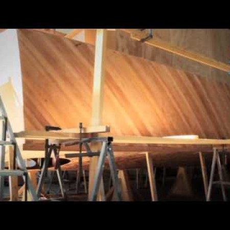 Vicem Yachts - Cold Molding Method