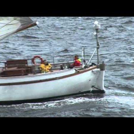 S/Y Tuva Colin Archer redningsskøyte