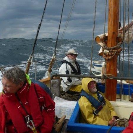 Sailing Emma