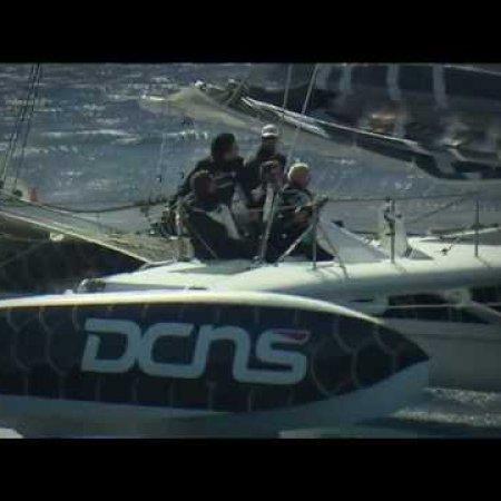 2012 July - l'Hydroptère DCNS - The epic in 9 minutes - toute l'aventure en 9 minutes chrono !