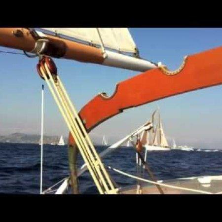 Silver Heels aux Voiles de St Tropez 2012 grand 1