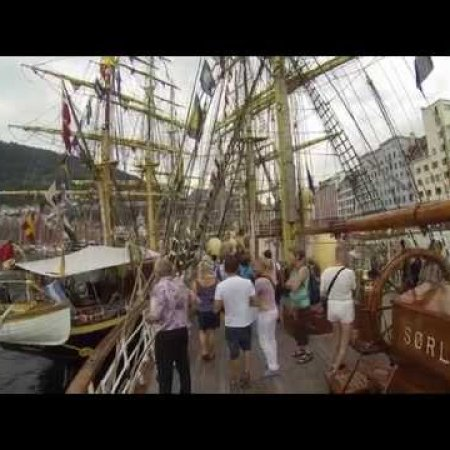 The Tall Ships Races 2014 Bergen