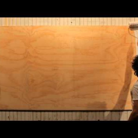 Love Letter to Plywood. By Tom Sachs