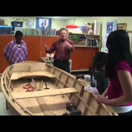 Boston Family Boat Building