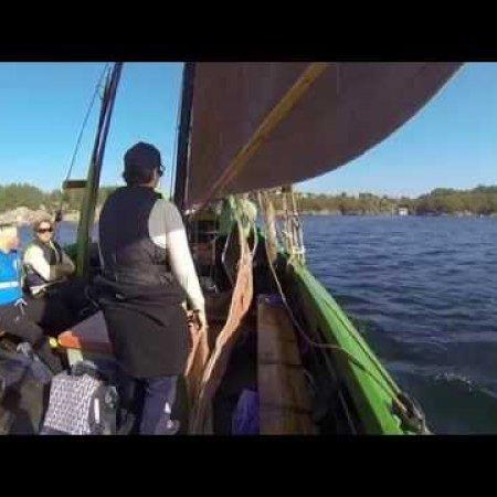 Sailing a late-summer trip with Notmann - Seinsommertur med Notmann