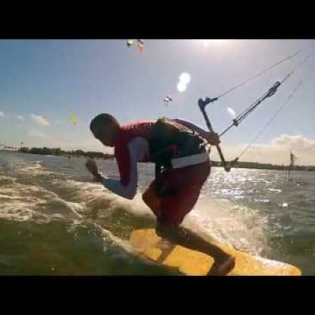 Woodsled - A Waterlust film about kiting the Alaia