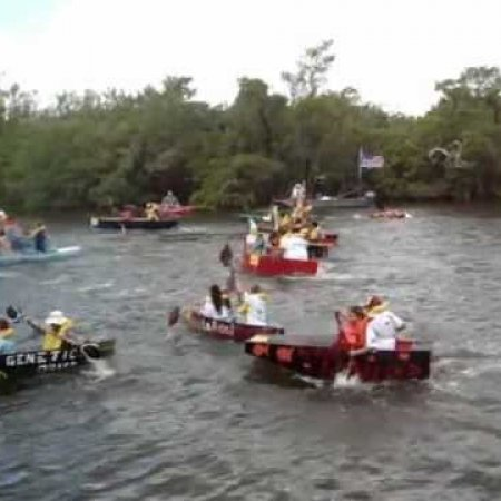 MAISF 16TH ANNUAL PLYWOOD REGATTA  Whiskey Creek-Dania Beach