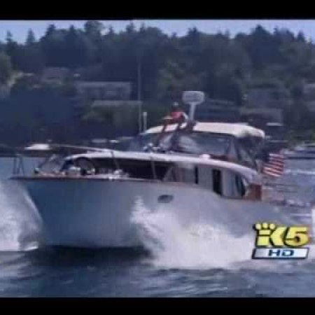 KING 5 News Chris-Craft Rendezvous Story 2009