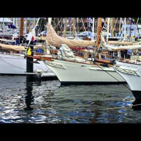 Australian Wooden Boat Festival 2013