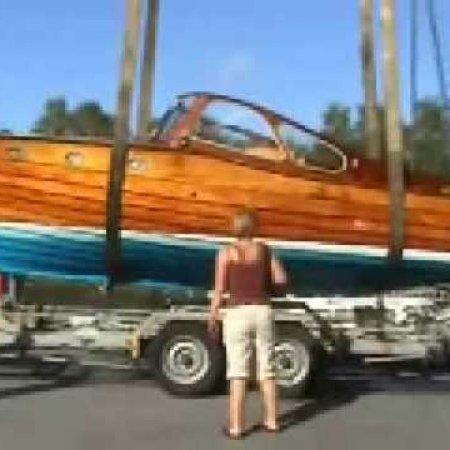 Classic Swedish Wooden Boat (1)