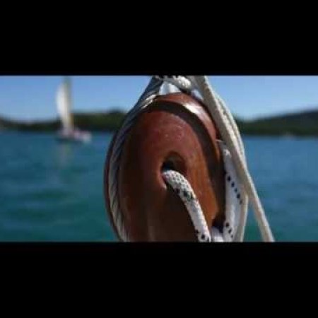 gajeta  Mati Jezerka wooden boat