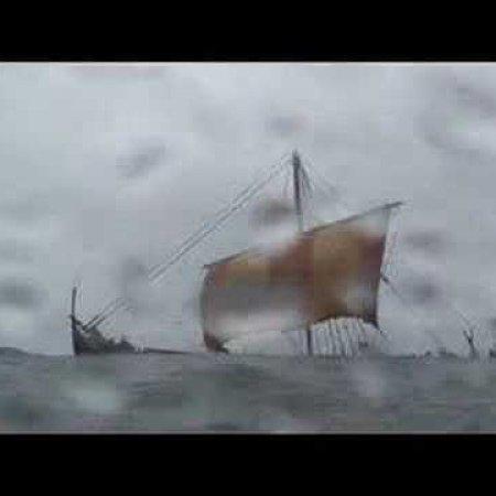 The Sea Stallion in big water