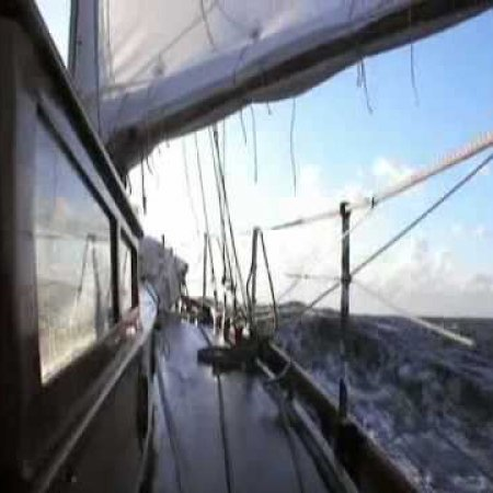 classic yacht sailing