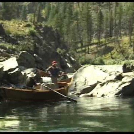 Wood Drift Boats