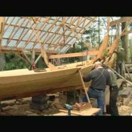 Jay Smith - Viking Ship Builder