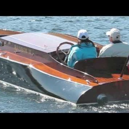 Fastest and Best Looking  Antique and Classic Wood Speed Race & Riva Boats