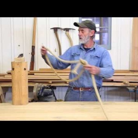 How to tie a proper Bowline knot