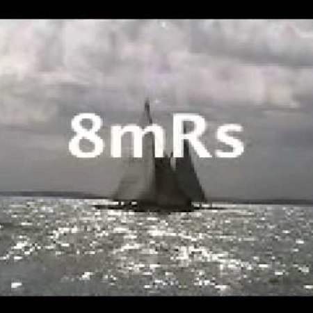 North American 8 Metre Sailboat Racing