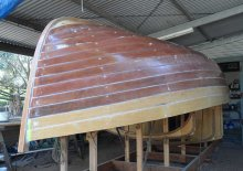 165 hull completed