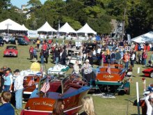 Hilton Head Island Motoring Festival and Concours d'Elegance. Photo: G.Hugh Bodell.