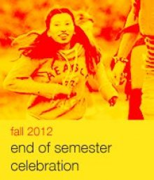 End of Semester Celebration Poster