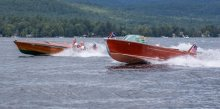 47th Annual Lake George ACBS Antique & Classic Boat Rendezvous.