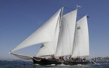 AMERICA Lecture Sail Series and Onboard Tours