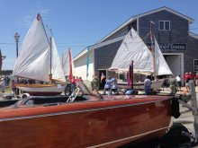 Beaufort North Carolina Maritime Museum Annual Wooden Boat Show