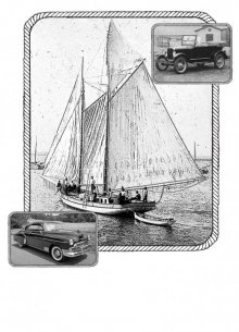 22nd Anniversary of the Apalachicola Classic Boat & Car Show