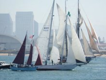American Schooner Association Annual Meeting. Photo by Karen Saylor.