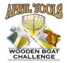 April Tools Wooden Boat Challenge in Madeira Park, BC.