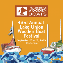 43rd Annual Lake Union Wooden Boat Festival