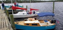 Annual B&B Yacht Designs Messabout