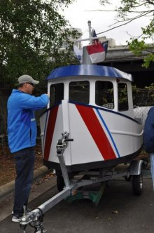 46th Annual Wooden Boat Show in Beaufort, NC