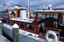 Billy Creel Memorial Gulf Coast Wooden Boat Show, Biloxi, Mississippi