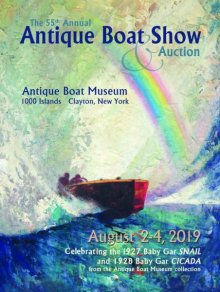 55th Annual Antique Boat Show & Auction